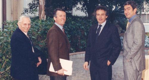 Franco Picone e Franco Giacosa da Duca di Salaparuta