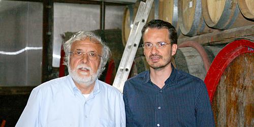 Massimo e Massimiliano Calabretta