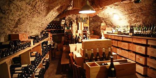 Antic Wine - La cantina