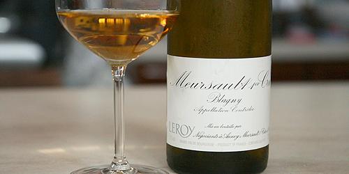 Meursault Blagny 2005_calice