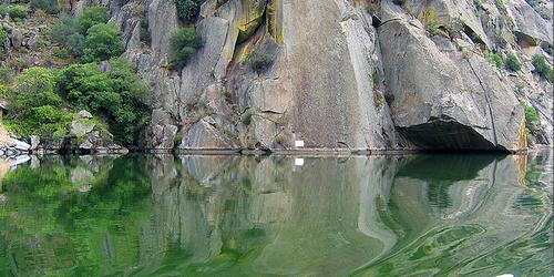 Il fiume Douro_un dettaglio