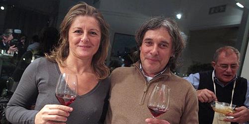 Silvia Maestrelli e Federico Curtaz Tenute di Fessina