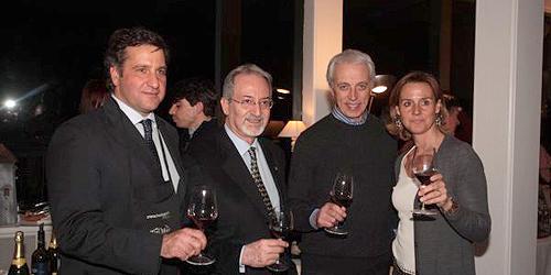 Marcello Giliberti e Giuseppe Benanti