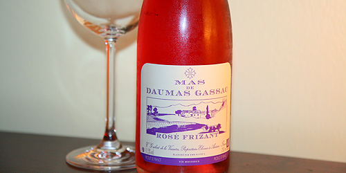 Mas de Daumas Gassac - Rosé Frizant 2010