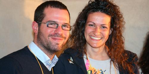 Davide Spillare e Ilaria Gola