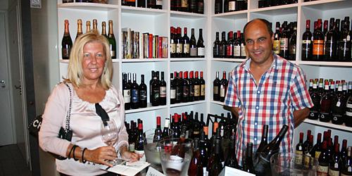 Francesca Tamburello e Giovanni Raiti (Quantico)