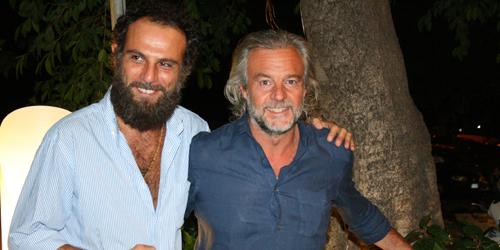 Michele Puleo e Marco Sferlazzo (Porta del Vento)