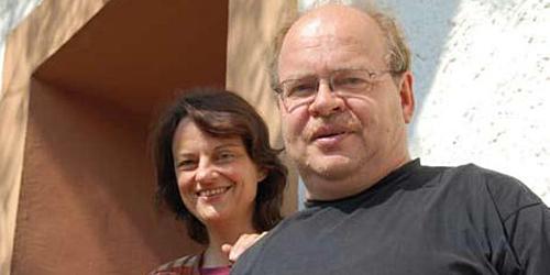 Sylvia Wels e Peter Geiben