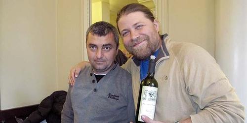 Gela Patalishvili e John Wurdeman