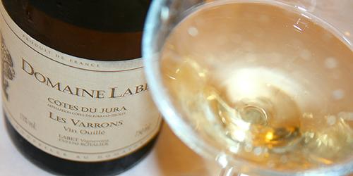 Chardonnay «Les Varrons» Domaine Labet ouillés 2009