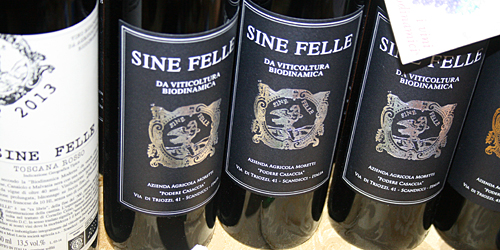 Moretti, Sine Felle 2011