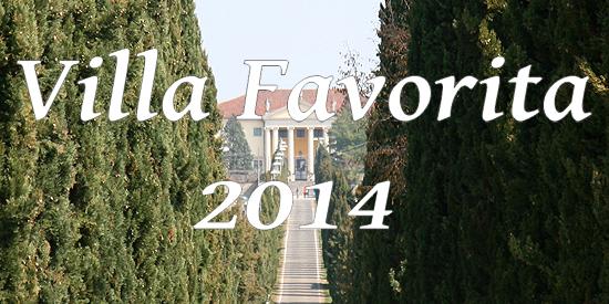 Villa favorita 2014 le mappe dei tavoli per non perdersi for Villa la favorita mantova matrimonio