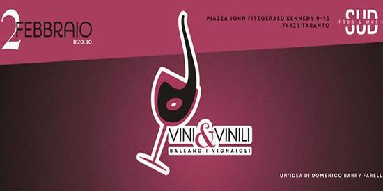 Vini e Vinili ... Ballano i Vignaioli