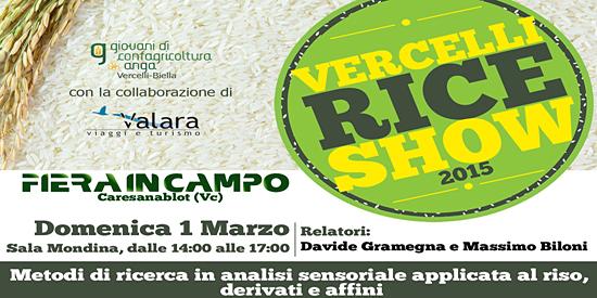 Vercelli-Rice-Show