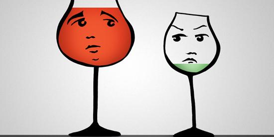 vino e dieta