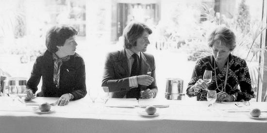 Judgment of Paris_Patricia Gallagher, Steven Spurrier, Odette Kahn