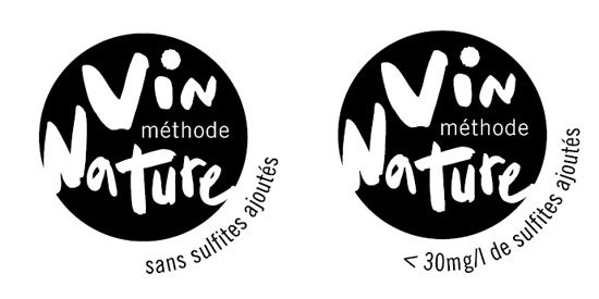 Vino metodo naturale logo